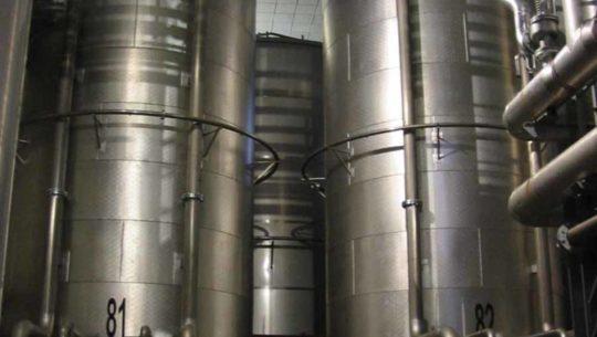 cisterne stoccaggio inox Sidercamma